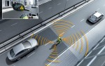 Bosch презентовал систему боковой безопасности