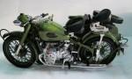 Масштабные модели мотоциклов на принтере
