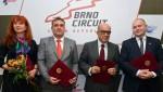 Гонки серии MotoGP в Брно будут проводиться до 2020 года