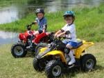 Квадроцикл детский – совсем недетский