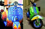 Покраска скутера - несколько простых правил