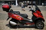 Скутершеринг теперь в Риме