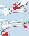 Как поменять рукоятки на вашем мотоцикле?