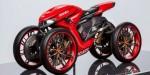Прототипы четырехколесных байков Ducati