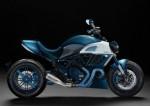 Garage Italia модифицирует уникальный мотоцикл Ducati Diavel