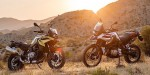BMW обновит мотоциклы GS F-серии