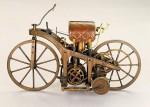 Когда появился первый мотоцикл