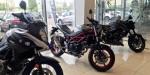 Мотоциклы Suzuki уже представлены в официальном центре «ВиДи Гранд» на Кольцевой
