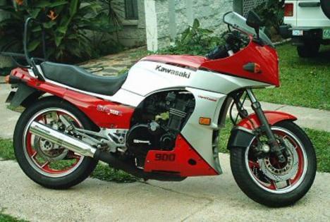 Фотография GPZ 900 R 1986