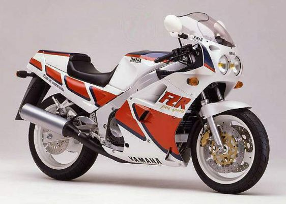 Фотография FZR1000 Genesis (1987)