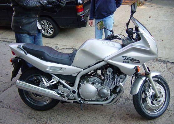 Фотография XJ 900 S Diversion 2003