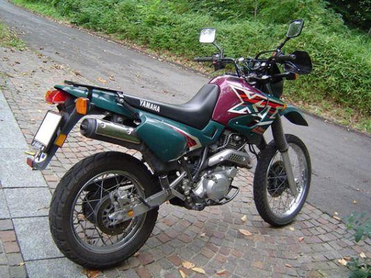 Фотография XT 500 S 1990