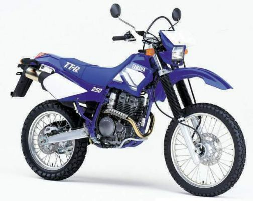 Фотография TT250R Open Enduro
