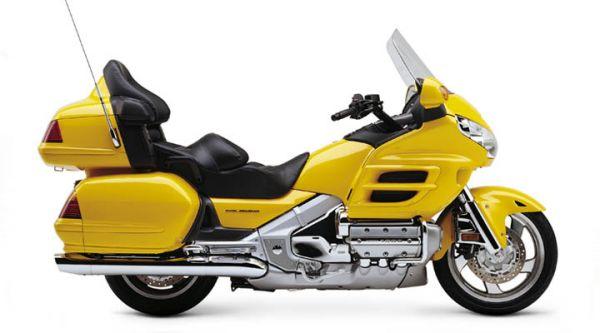 Фотография GL 1800 SE Gold Wing ABS