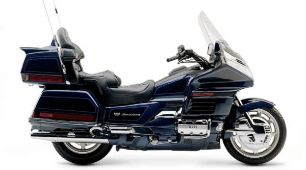 Фотография GL 1500 SE Gold Wing 2000