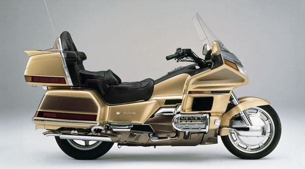 Фотография GL 1500 Aspencade Gold Wing 1991