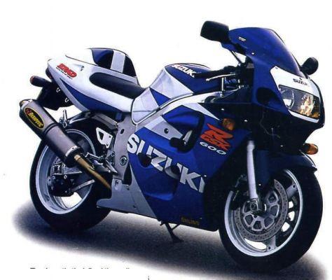 Фотография GSX-R600 (1999)
