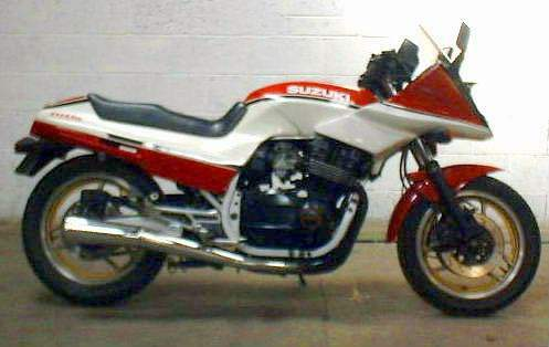 Фотография GSX750S Katana (1985)