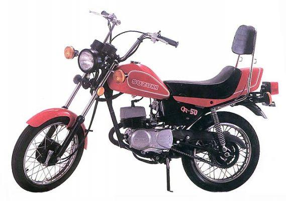 Фотография OR50 (the US model) (1980)