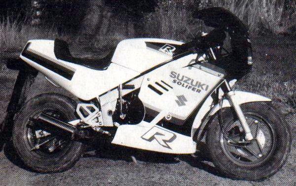Фотография Solifer-Suzuki R (1987)