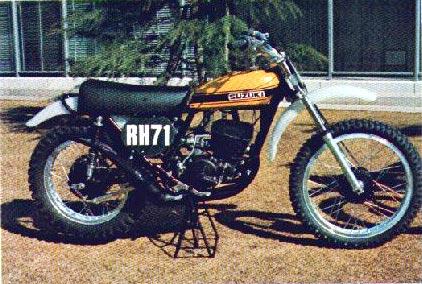 Фотография RH71 (1971)