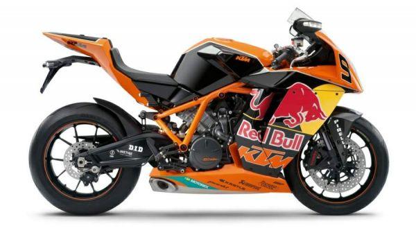 Фотография 1190RC8R Red Bull (2010)