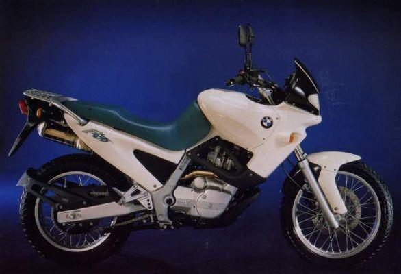 Фотография F650 Funduro (1994)
