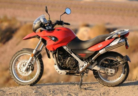 Фото № 8521 Технические характеристики мотоцикла бмв g650gs