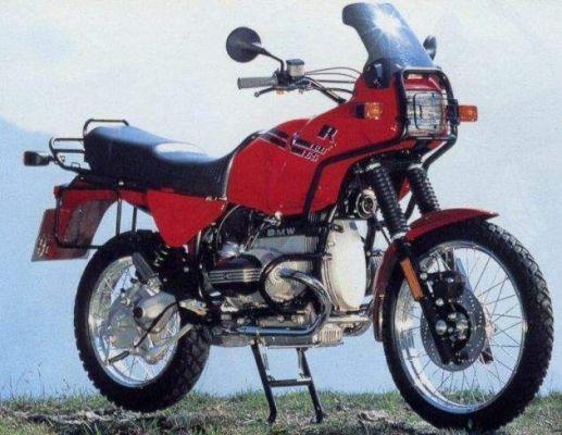 Фотография R80GS (1990)