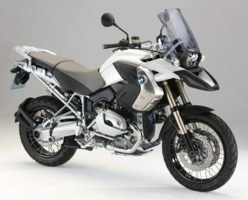 Фотография R1200GS Alpine White Special Version (2009)