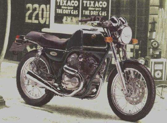 Фотография SRV250 (1983)