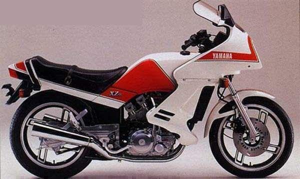 Фотография XZ400D (1982)