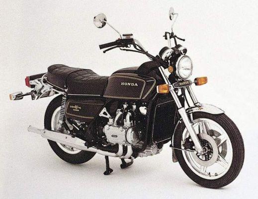 Фотография GL1000 Goldwing (1978)