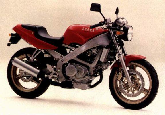 Фотография VT250F Spada (1988)