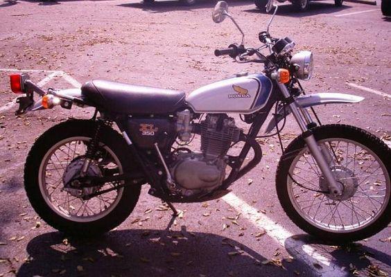 Фотография XL350 (1974)