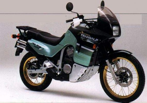 Фотография XL400V Transalp (1986)