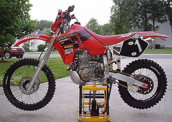 Фотография XR650R (2001)