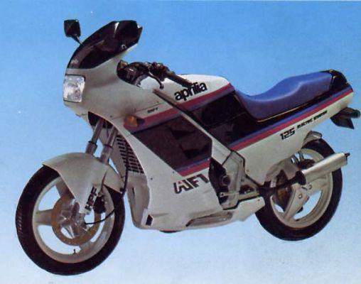 Фотография AF1 125 Project 108 (1987)