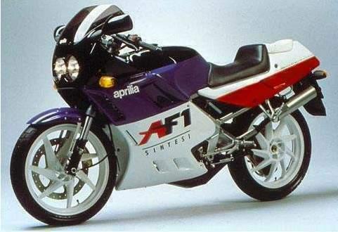 Фотография AF1 125 Sintesi (1988)
