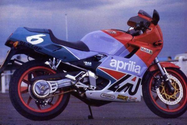 Фотография AF1 125 Sintesi Replica (1989)