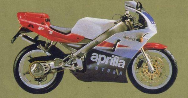 Фотография AF1 125 Futura (1990)