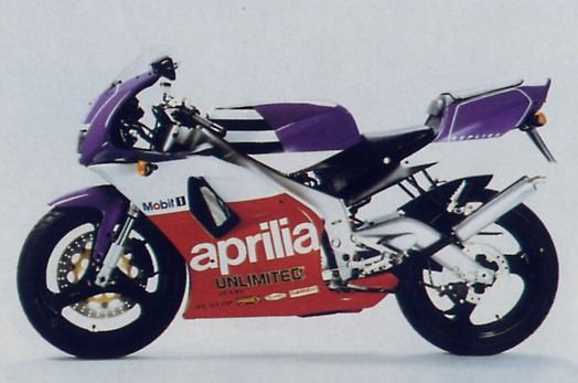 Фотография RS125 Replica (1993)