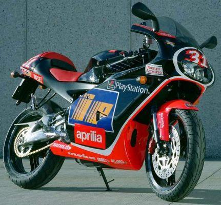 Фотография RS125R Harada Replica (1999)