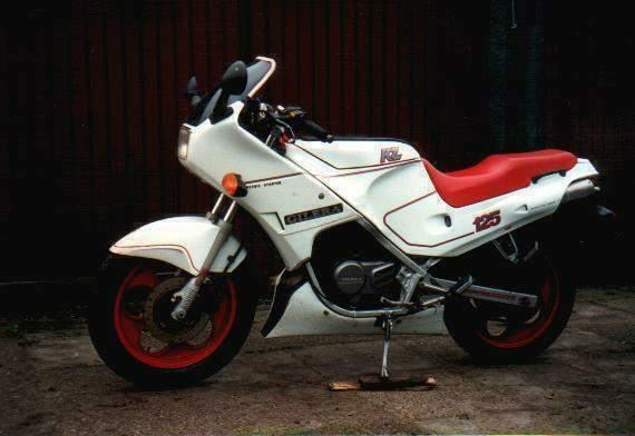 Фотография KZ 125 (1986)