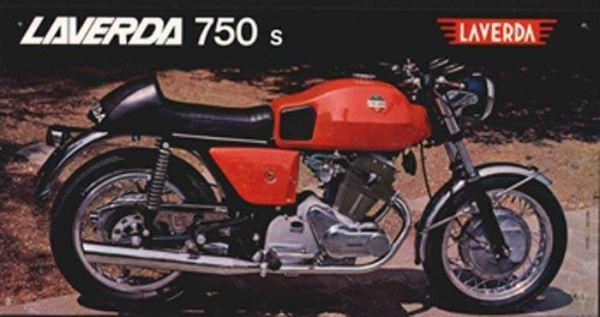 Фотография 750S (1970)