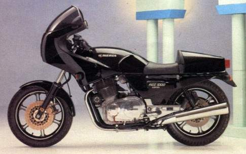 Фотография RGS1000 Corsa (1984)