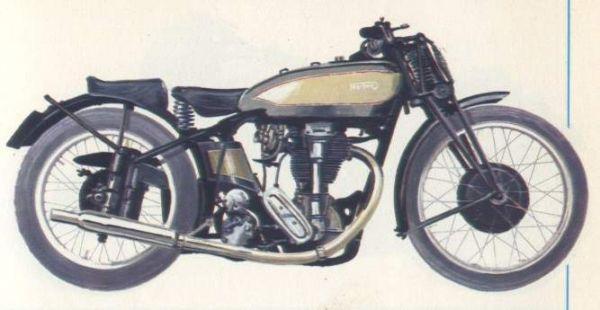 Фотография International 500 (1936)