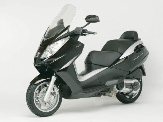 Фотография Satelis 500 Premium (2008)