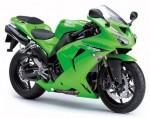 Информация по эксплуатации, максимальная скорость, расход топлива, фото и видео мотоциклов Ninja ZX-6R