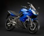 Информация по эксплуатации, максимальная скорость, расход топлива, фото и видео мотоциклов ER-6f